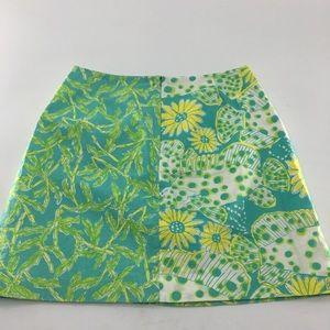 Lily Pulitzer fish 🐠 Skirt